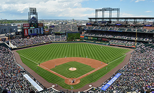 Coors Field Colorado