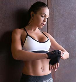 Exercise breast augmentation